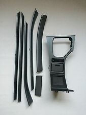 BMW E39  GREY INTERIOR TRIM SET 7 PIECE