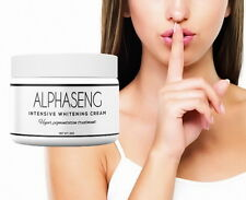 Alphaseng Ginseng Skin Lightening Anal Vaginal Nipple Bleaching Whitening Cream