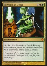 Pernicious Deed | NM | Conspiracy | Magic MTG