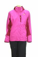 Women's The North Face Varius Guide Jacket New NWT M Snow Hooded Waterproof Pink