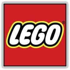 Lego Construction Toys Kids Cartoon Car Bumper Window Sticker Decal 4.6""