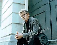 John HURT SIGNED Autograph 10x8 Photo AFTAL COA British Actor