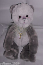 Charlie Bears WISTERIA ~ QVC Exclusive ~ Secret Collection by Isabelle Lee ~ New