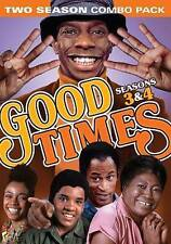 Good Times: Seasons 3 & 4 (DVD, 2014, 4-Disc Set)        BRAND NEW SEALED