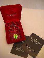 WATERFORD ANGEL Collection Christmas Ornament - 1996