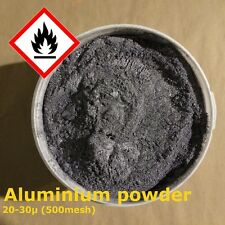 400g Aluminium powder 20-30microns/500mesh (superFine powder), EU seller!