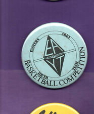 Basketball Competition - Northants - Eastern Area - button badge 1980's