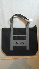 Brand New With Tags Ballys Atlantic City Casino Canvas Tote Bag