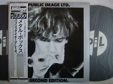 PROMO WHITE LABEL / PIL METAL BOX / WITH POSTER