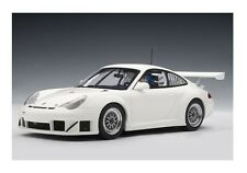 AutoArt 14536 PORSCHE 911 (996) GT3 RSR 2005 SIMPLE VERSION DU CORPS (BLANCHEUR)