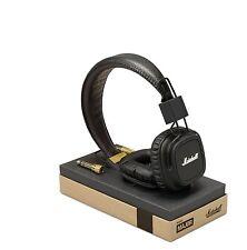 Marshall Major On-Ear casque noir / noir