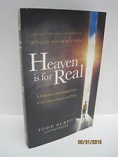 Heaven is for Real: Special Movie Edition by Todd Burpo