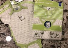 NWT 6pc. BABY BOY CLOTHING LOT SIZE NEWBORN AND 0-3 MONTHS