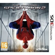 The Amazing Spider-man 2 Game Nintendo 3DS, 2DS and 3DS XL PAL Brand New