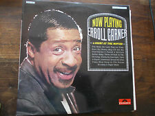 Now playing Errol Garner - a night at the movies - polydor 2393 003