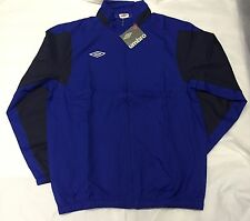 Umbro Men's Training Rain/Shower Jacket Large Brand New and Genuine Genuine