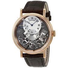 Breguet Tradition Automatic Mens Watch 7097BR/G1/9WU