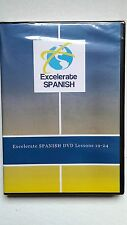 Excelerate Spanish by Caryn Powell Hommel DVD Volume 4 Lessons 19-24