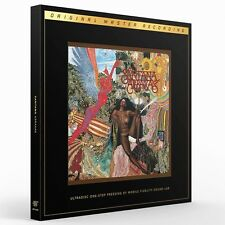 SANTANA 2 LP 180g 45rpm Vinyl ❂ Abraxas 2016 MFSL ULTRA-DISC One-Step ❂  PROMO