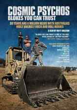 Cosmic Psychos-Cosmic Psychos - Blokes You Can Trust  DVD NEW