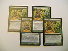 4x MTG Spring Cleaning-Pulizie di Primavera Magic EDH LOR Lorwyn ITA-ING Elves
