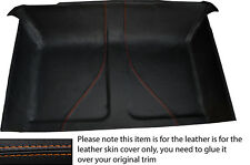 ORANGE STITCH REAR ROOF LINING HEADLINING COVER FITS LAND ROVER DEFENDER 90 110