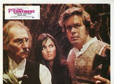 CAROLINE MUNRO PETER CUSHING AT THE EARTH'S CORE 1976 VINTAGE LOBBY CARD #3