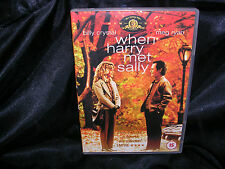 When Harry Met Sally (DVD, 2001), In Great Condition, Trusted Ebay Shop
