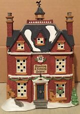 Dept 56 Dickens' Village Series  #5810-6 Boarding and Lodging School