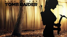 """026 Rise of The Tomb Raider - Upcoming Action Adventure Game 25""""x14"""" Poster"""