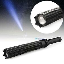 2200LM CREE Q5 LED Baseball Bat Long Flashlight Torch Lamp 3 Mode TL