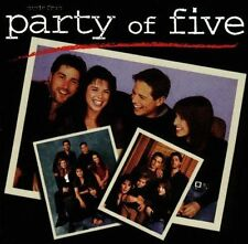 Party of Five (CD) [original Sountrack] (CD and Inserts ONLY) no case