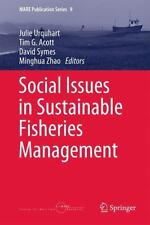 Social Issues in Sustainable Fisheries Management (2014) Hardcover @ $129
