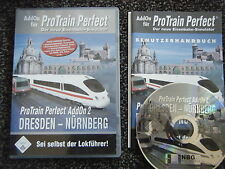 Pro Train perfect add on 2 pc game! Complete! LOOK at my other games!
