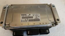 CITROEN C2 VTR ENGINE ECU 0 261 207 999