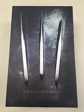 Hot Toys MMS 103 X-Men Origins Wolverine Hugh Jackman 12 inch Action Figure USED