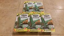 Lot of (5) NIB 6ct Schick Xtreme3 Sensitive Men Disposable Razor - 30 Total!