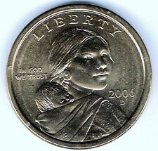 2006-D $1 Brilliant Uncirculated Business Strike Native American Dollar Coin!