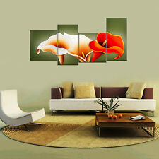 HD Canvas Prints Home Decor Wall Art Painting Picture-Calla Flower Unframed #O92