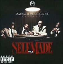 Maybach Music Group Presents: Self Made, Vol. 1 [PA] by Various Artists (CD,...