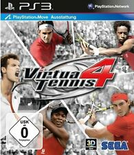 Sony PS3 Playstation 3 Spiel ***** Virtua Tennis 4 **********************NEU*NEW