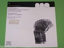 Britten Strawinsky - Vlach - Variationen Thema Bridge / Apollon Musagete - LP