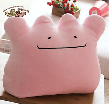 Pocket Monster Ditto Pillow Pokemon  Animation Cute Plush Doll