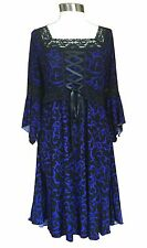 Gothic Victorian Renaissance Dress Paris by Night from Dare to Wear Size 5X