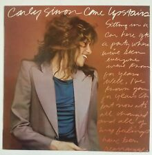 Carly Simon Come Upstairs LP España 1980