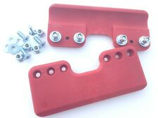 3pc Set Chassis Protector skid plates for Racing Go Kart . Perfect for OTK, CRG