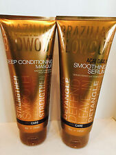 BRAZILIAN BLOWOUT ACAI DEEP CONDITIONING MASQUE MASK & SERUM DUO SET