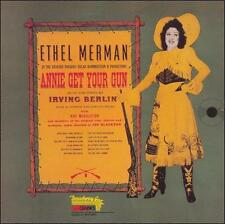 Annie Get Your Gun (CD 1990) Ethel Merman~Irving Berlin~w/Original Broadway Cast