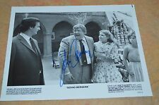 VINTAGE JOHN CANDY SIGNED 8X10 PHOTO!!! MUST SEE!!!