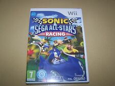 Sonic & SEGA All-Stars Racing Wii NEW & SEALED